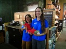 IMBY Interns volunteering at REI Seattle
