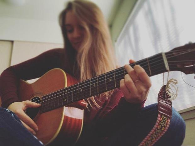 Liz_Blog 1_Playing Guitar